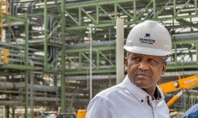 Dangote, Julius Berger, Others To Construct 794Km Road
