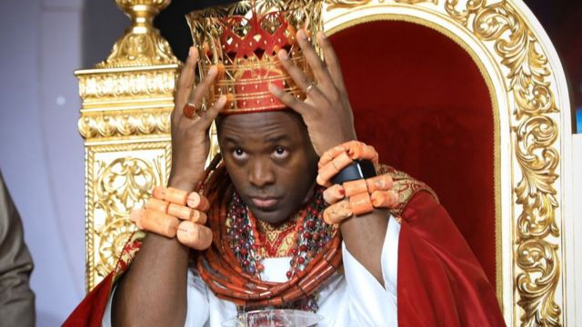 Olu Of Warri Announces Dissolvement Of Council of Chiefs, Others