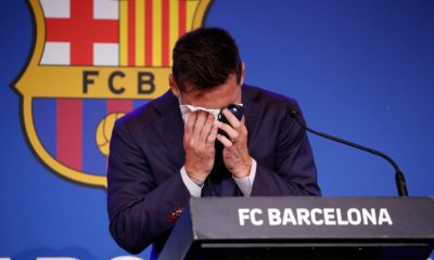 Here're 10 Pointers From Lionel Messi's Farewell Message In Barca