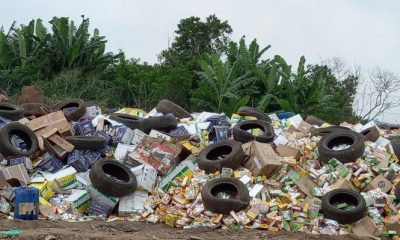 Over N2Bn Worth Of Unwholesome Products Destroyed - NAFDAC