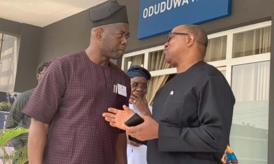 Peter Obi To Buhari: Invest Borrowed Funds