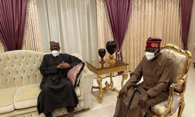 REVEALED: Buhari Visits Tinubu In London, Here's What It Means