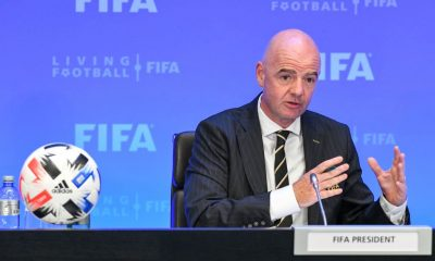 FIFA Declares Total Amount Spent On Transfers In 10 Years