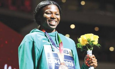 Tokyo Olympics: Ese Brume Wins First Medal For Nigeria