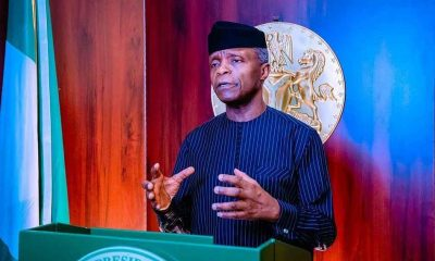 Job Creation Is Our Major Priority - FG