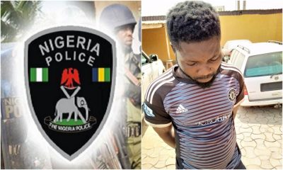 Police Arrest Man For Beating Okada Rider To Death