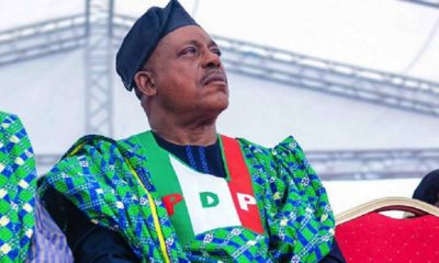 Secondus Resumes Office As PDP's National Chairman