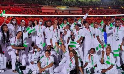Tokyo Olympics: End Of The Road For Team Nigeria