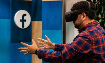 Facebook launches Virtual-Reality Remote Work App