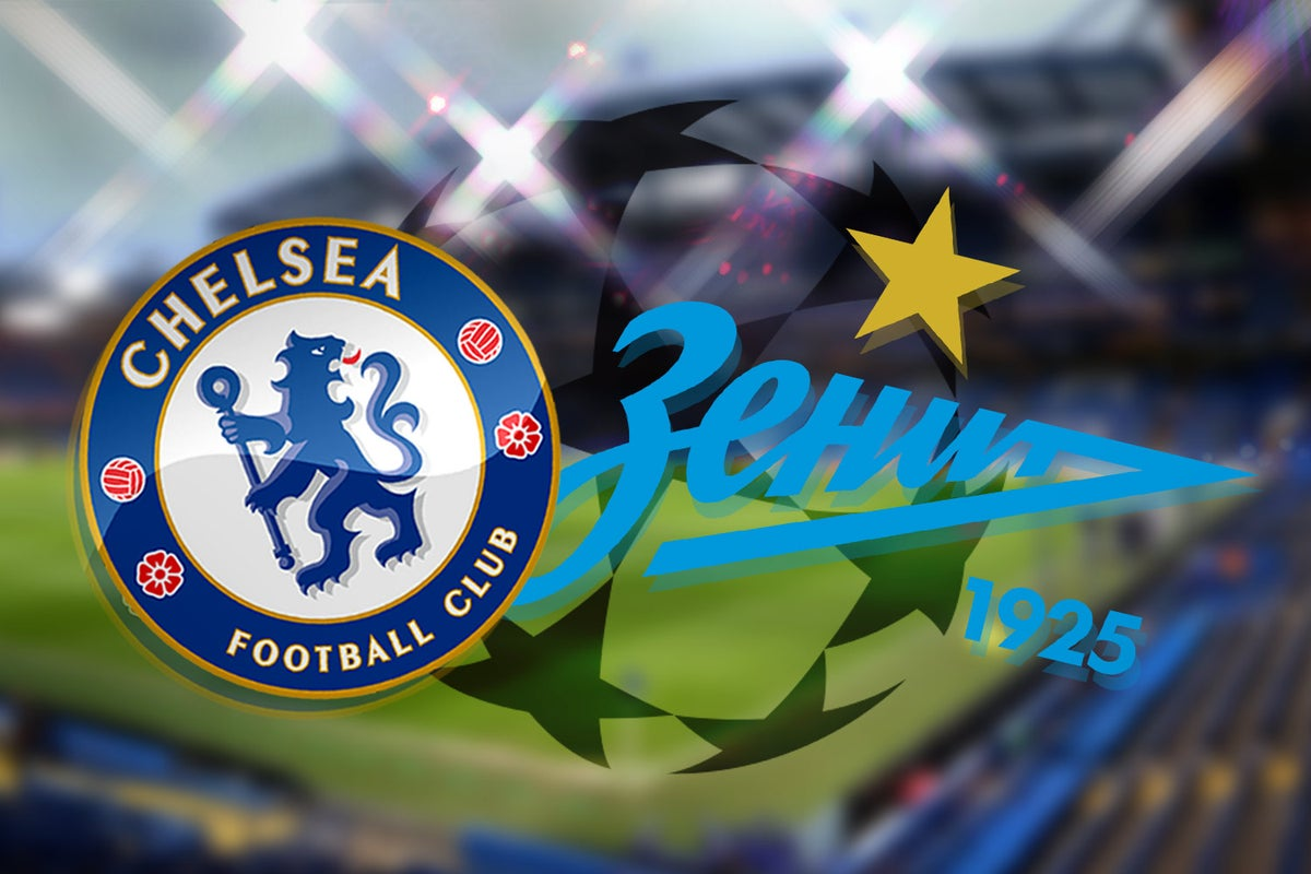 Chelsea vs Zenith Possible Lineups, Team News & Where To Watch