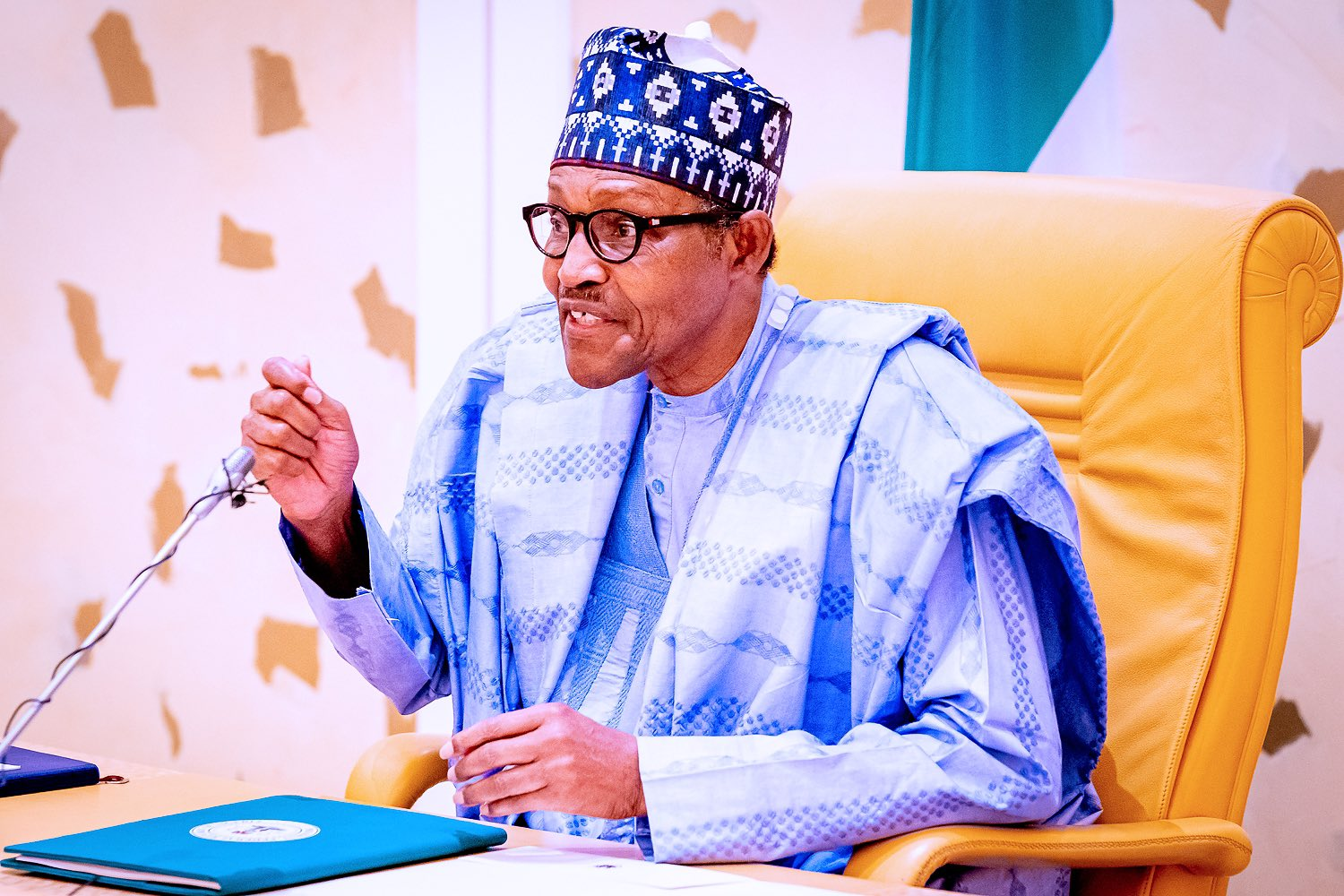 Buhari Addresses Banks, Ask For Investment In Housing, Others