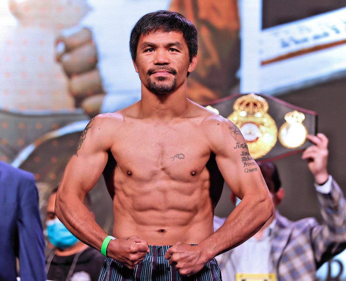 Manny Pacquiao Quits Boxing To Run For President