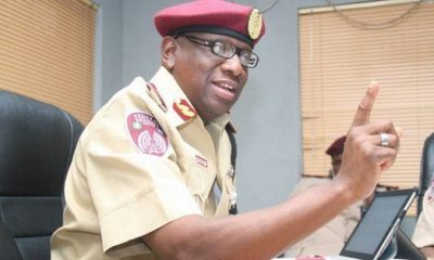 FRSC: Motorists May Be Jailed For Driving With Earphones
