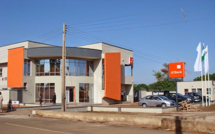 GT Bank Profit Drops, Declares N93.1Bn In The First Half Of 2021