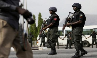 Police Arrest Bandits Who Kidnapped Greenfield University And Bethel Baptist students