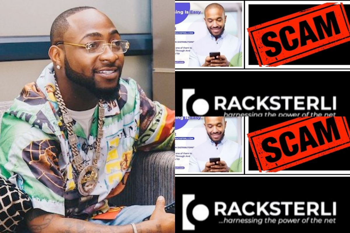 Racksterli: How Media, Davido and Other Influencers Promote Fraudsters