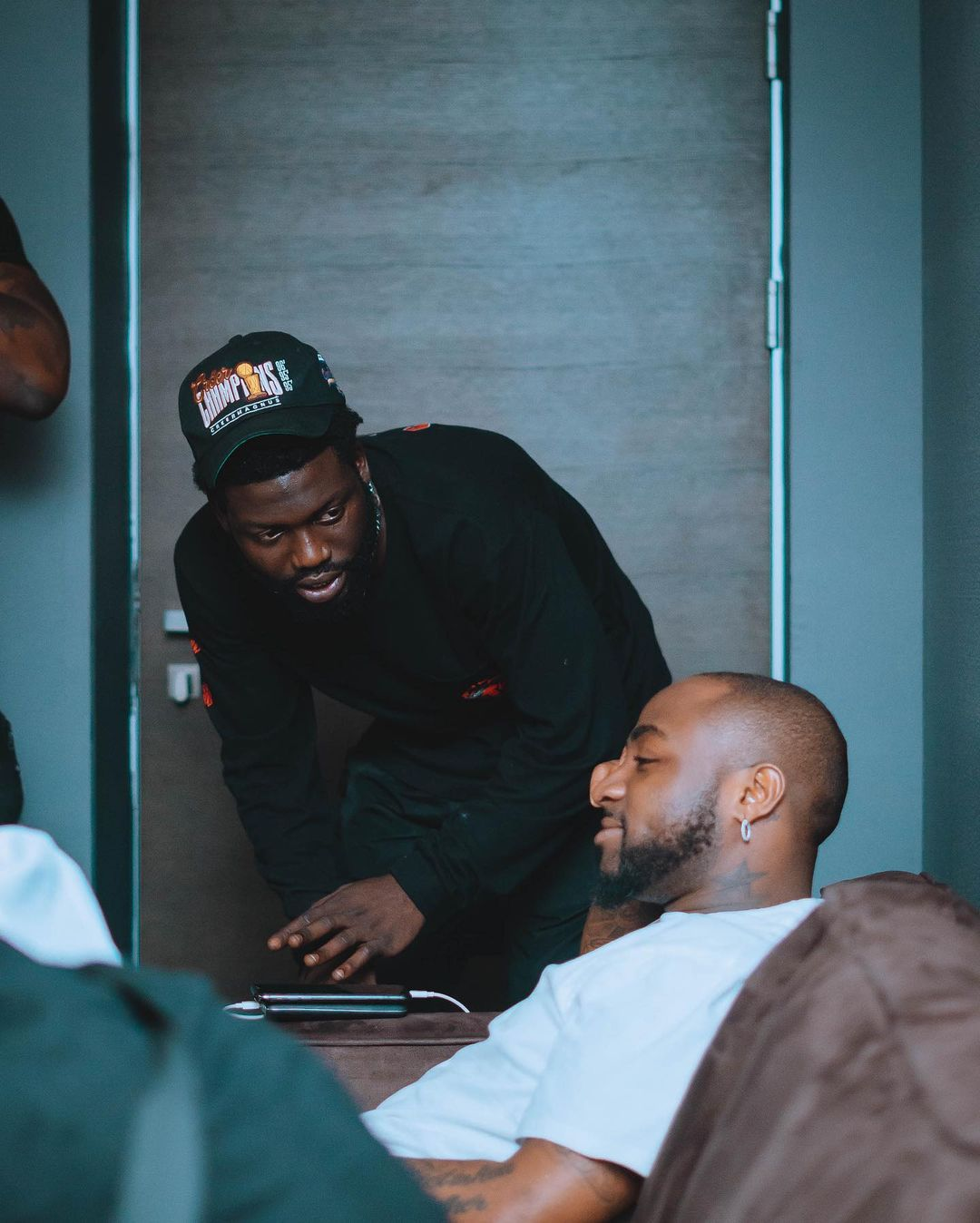 Davido Loses Another Aide 3 Months After Obama DMW's Death