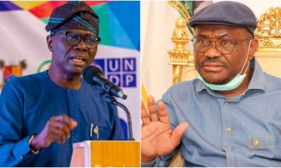VAT Collection: Sanwo-Olu Backs Wike After Triumph In Court