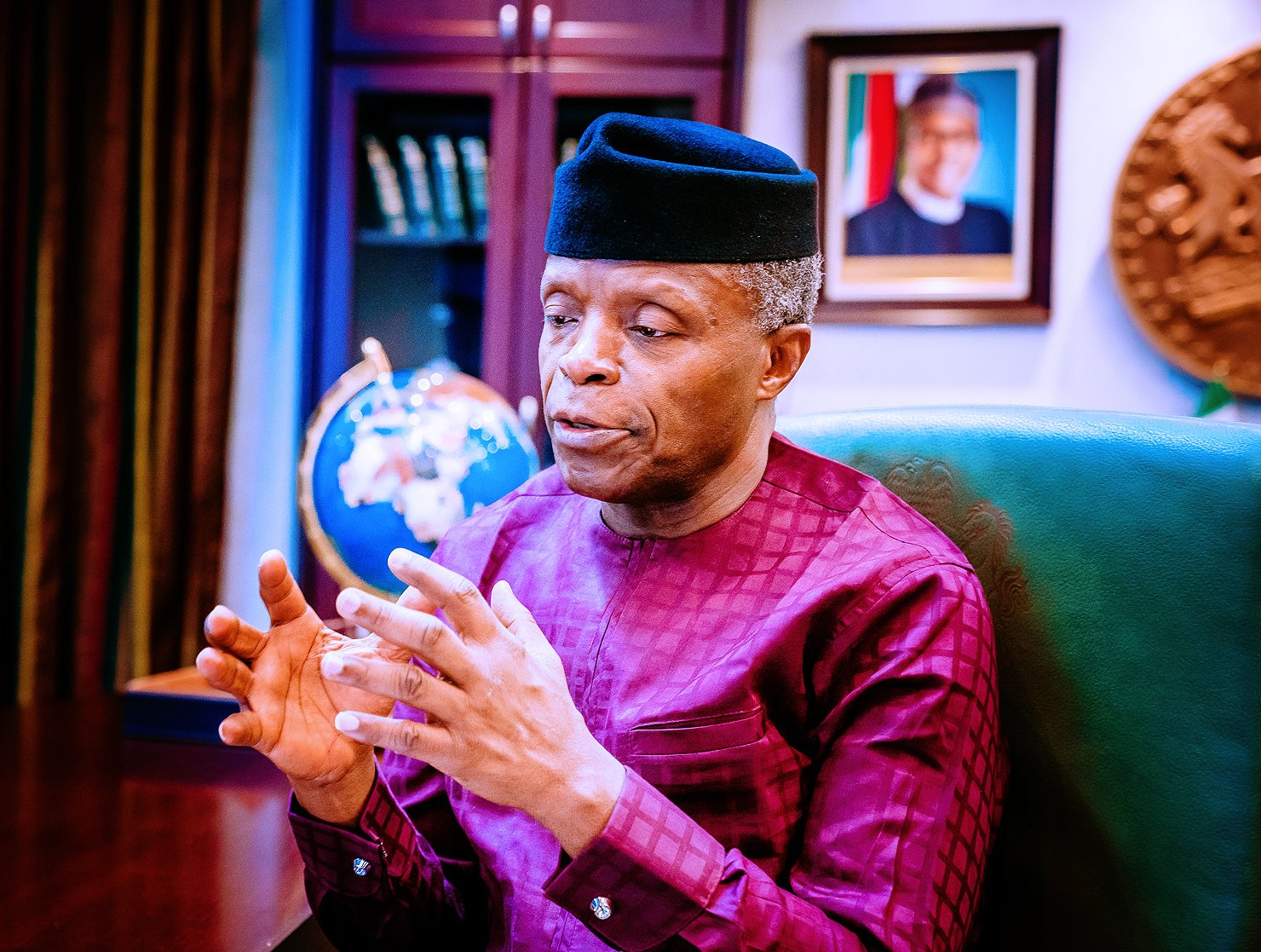 Osinbajo Warns Country Against Withdrawing Funds On Gas Projects
