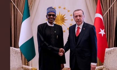 Turkish President: Terrorists From Nigeria Attempted To Overthrow Me