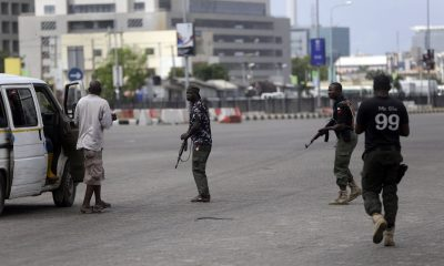#EndSARS Anniversary: Police Go Undercover To Monitor Lekki Tollgate Protesters
