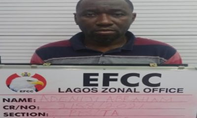 Nigeria Man Arrested For Defrauding A Chinese Of N82 Million