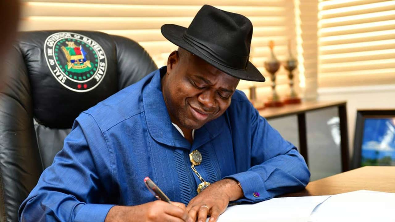 Bayelsa Govt. To Borrow N43.57Bn To Complete 2022 Budget As Debt Grows To N169Bn