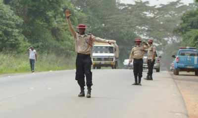 FRSC TO Begin Impound Of Vehicles Without Valid Licences