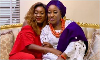 Actress Ireti Doyle Distances Self From Daughter Over Scam Scandal