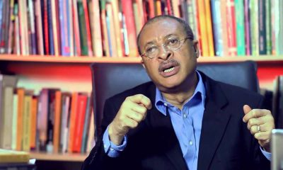 Pat Utomi Says More Loans Won't Solve Nigeria's Problems
