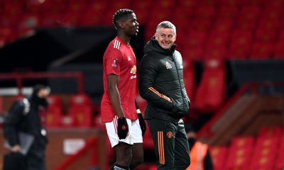 Pogba Condemns Media Report Of Snubbing Ole After Liverpool Loss