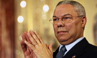 Colin Powell: Buhari Condoles With The People Of United States