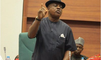 Secondus Refuses To Withdraw Case From Court Against PDP