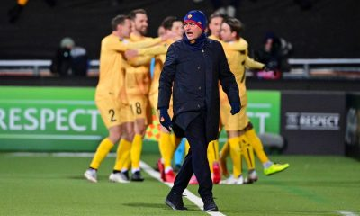 Europa Conference League: Mourinho's Roma Humilated In 6-1 Loss To Bodo/Glimt
