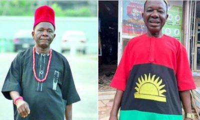 Army, DSS Treated Me With Respect, Says Actor Chiwetalu Agu